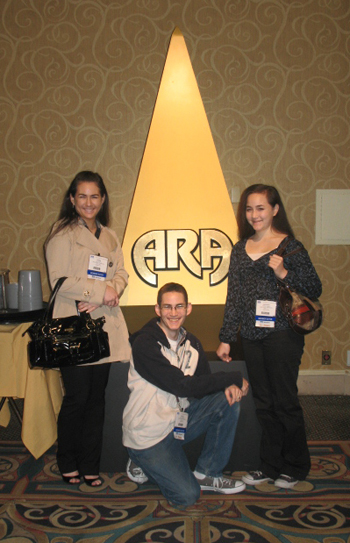 NVE Staff at the ARA Conference